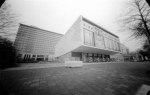 Kino in Karl-Marx Alee